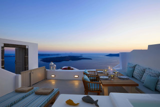 olea-sunset-santorini