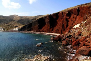santorini-island-olea-cave-house-red-beach